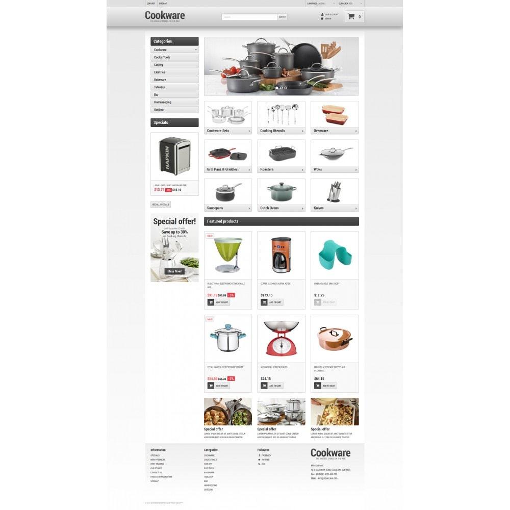 theme - Искусство и Культура - Kitchen Supplies Store - 4