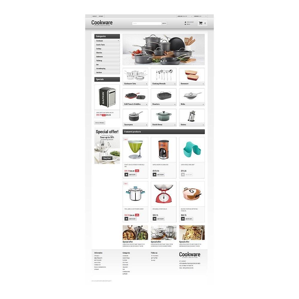 theme - Искусство и Культура - Kitchen Supplies Store - 10