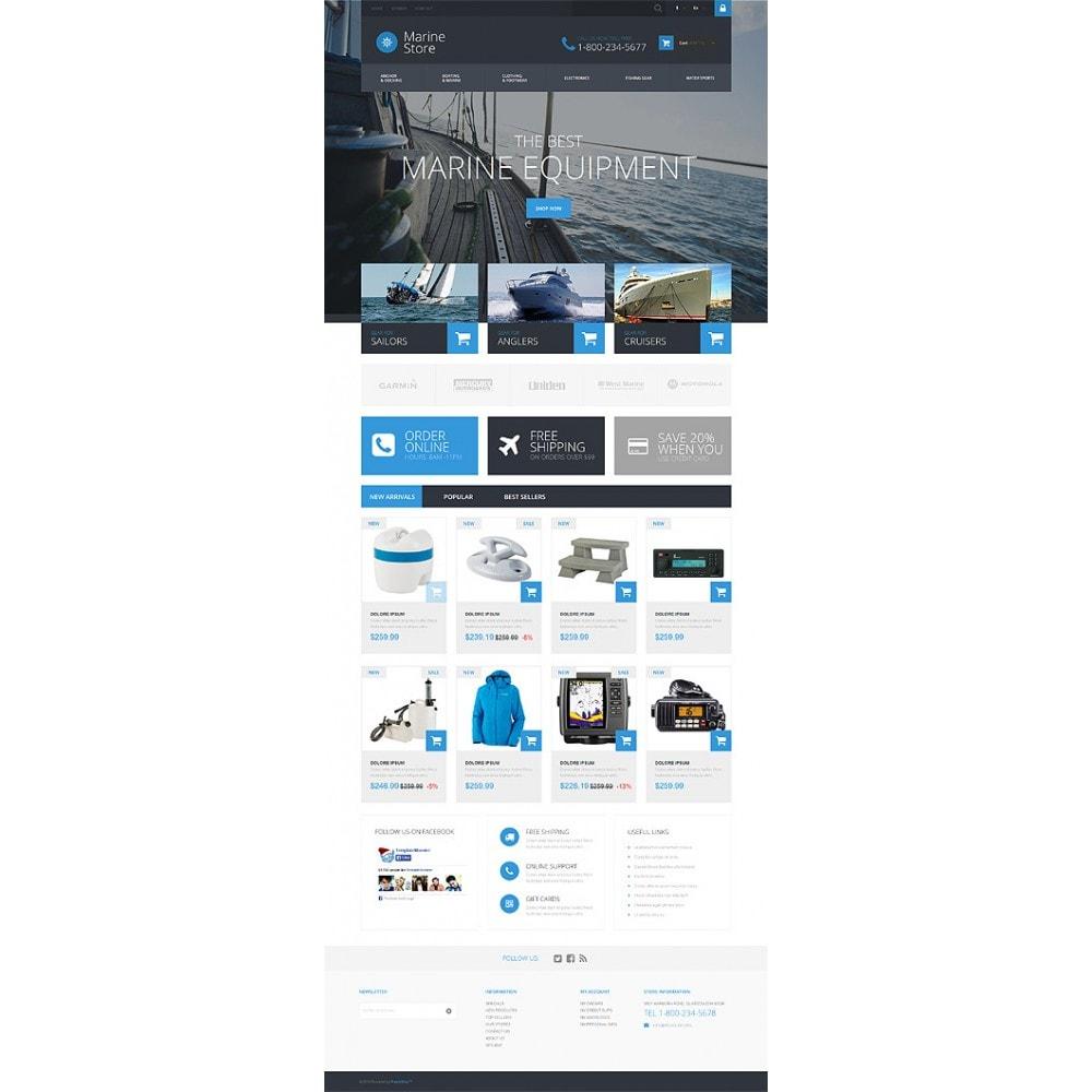 theme - Спорт и Путешествия - Marine Store - 10