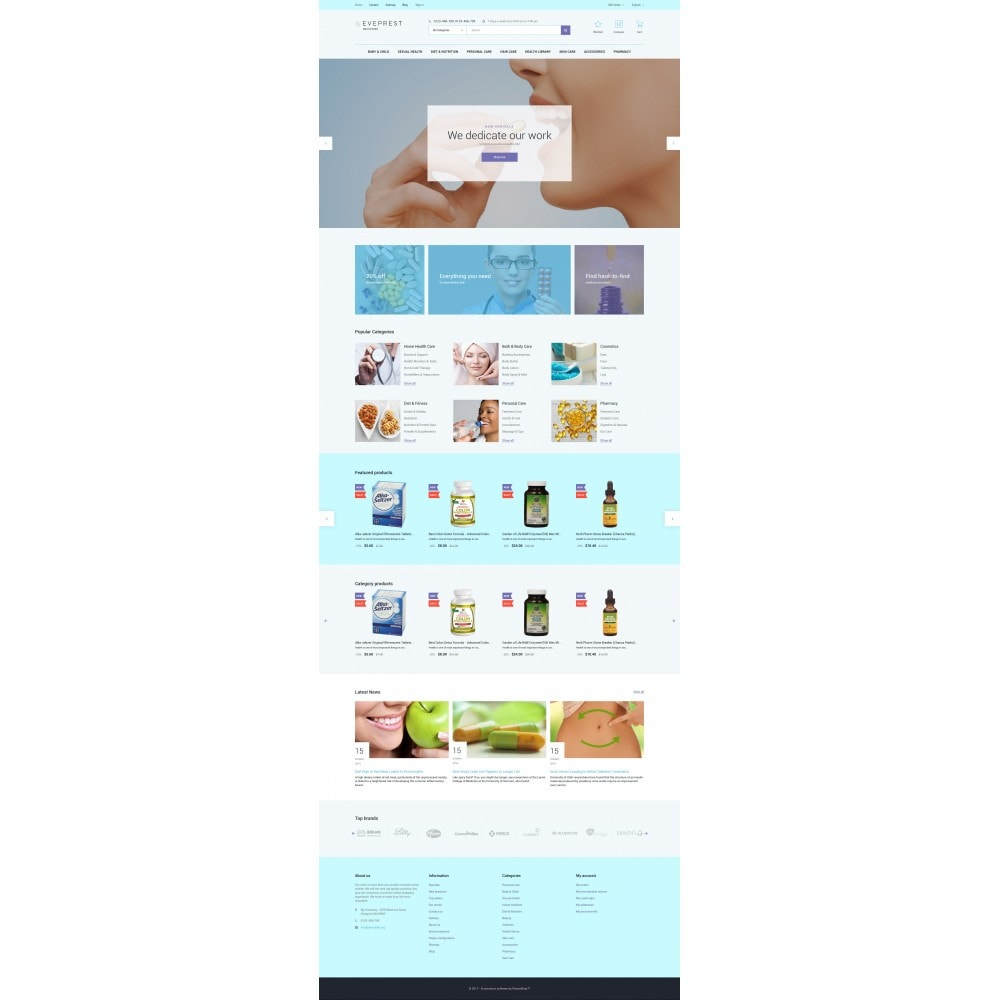 theme - Salud y Belleza - Eveprest - Drugstore - 4