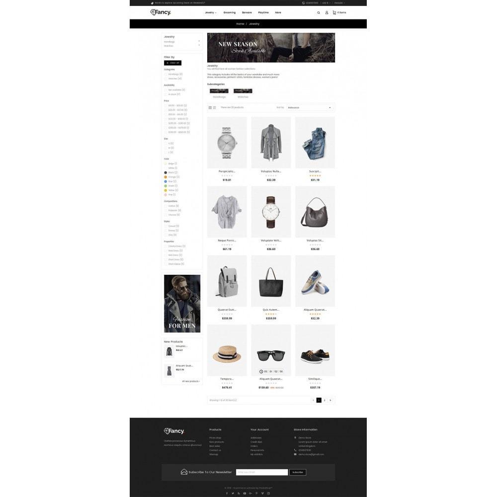theme - Moda y Calzado - Fancy Fashion Apparels - 4