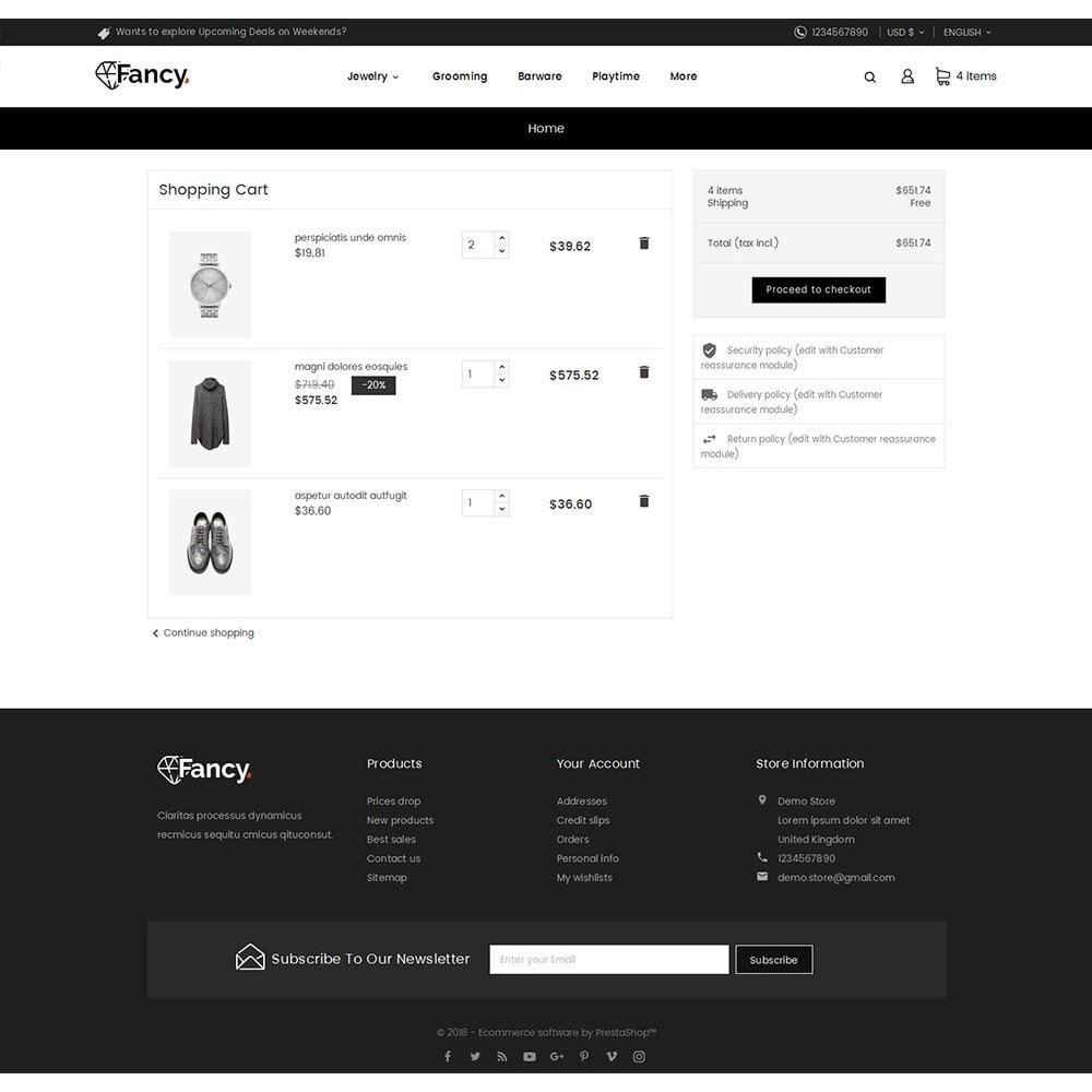 theme - Moda & Calzature - Fancy Fashion Apparels - 7