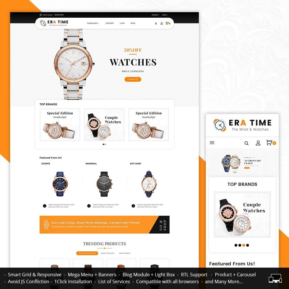 theme - Schmuck & Accesoires - ERA Watch - 2