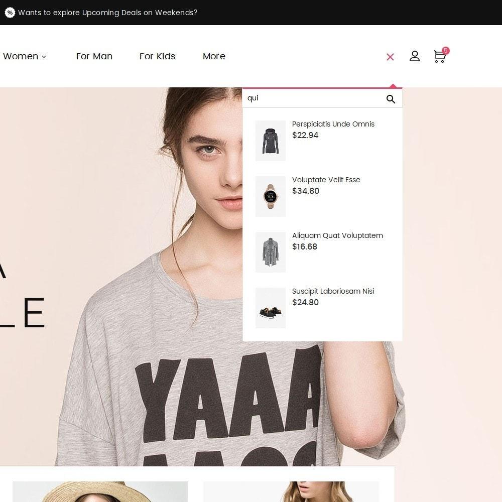 theme - Moda & Calzature - Craftly Fashion Apparels - 11