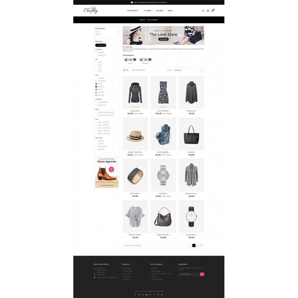 theme - Mode & Schuhe - Craftly Fashion Apparels - 4