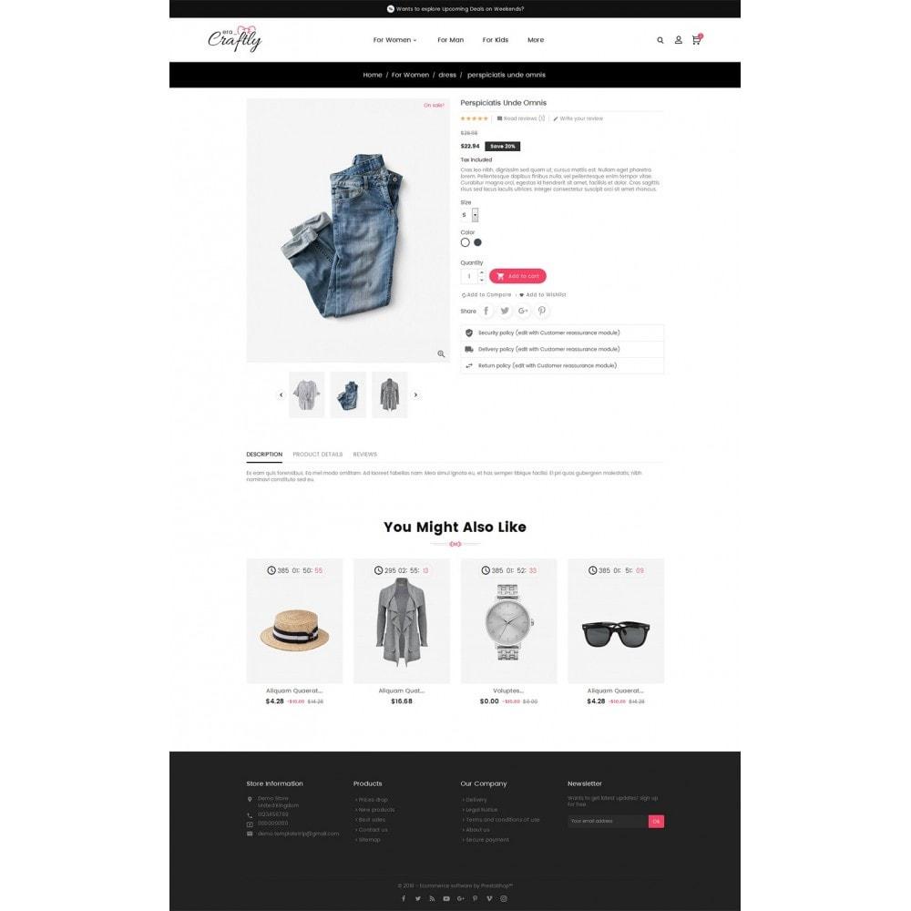 theme - Mode & Schuhe - Craftly Fashion Apparels - 6