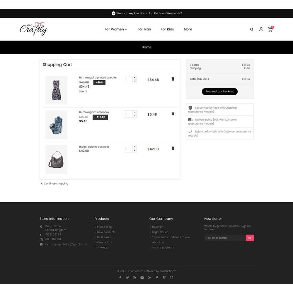 theme - Mode & Schuhe - Craftly Fashion Apparels - 7