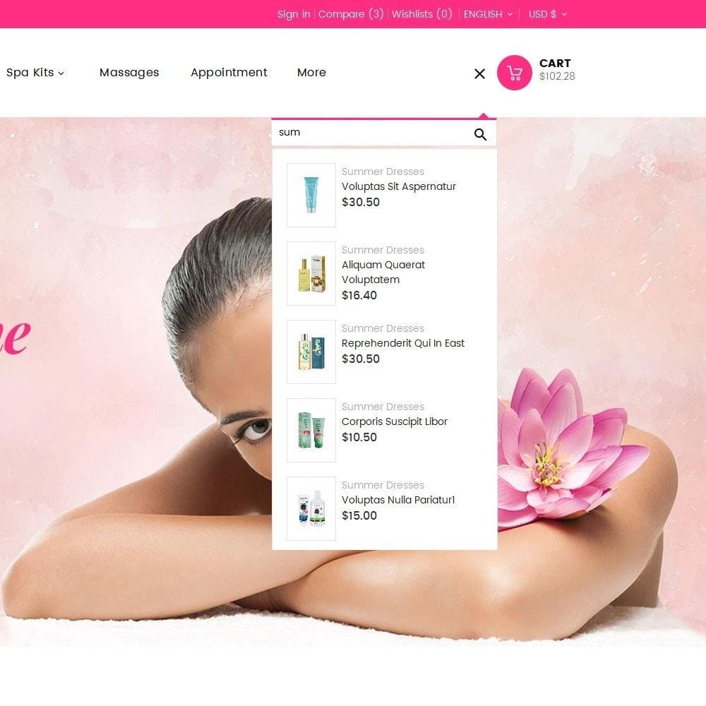 theme - Santé & Beauté - Blossom Spa - 11