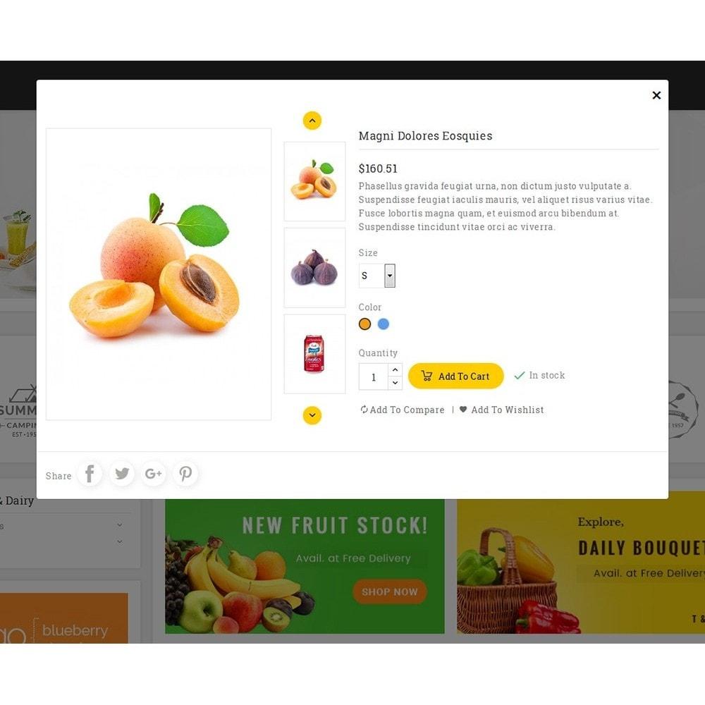 theme - Alimentation & Restauration - Big Basket Mega Grocery - 9