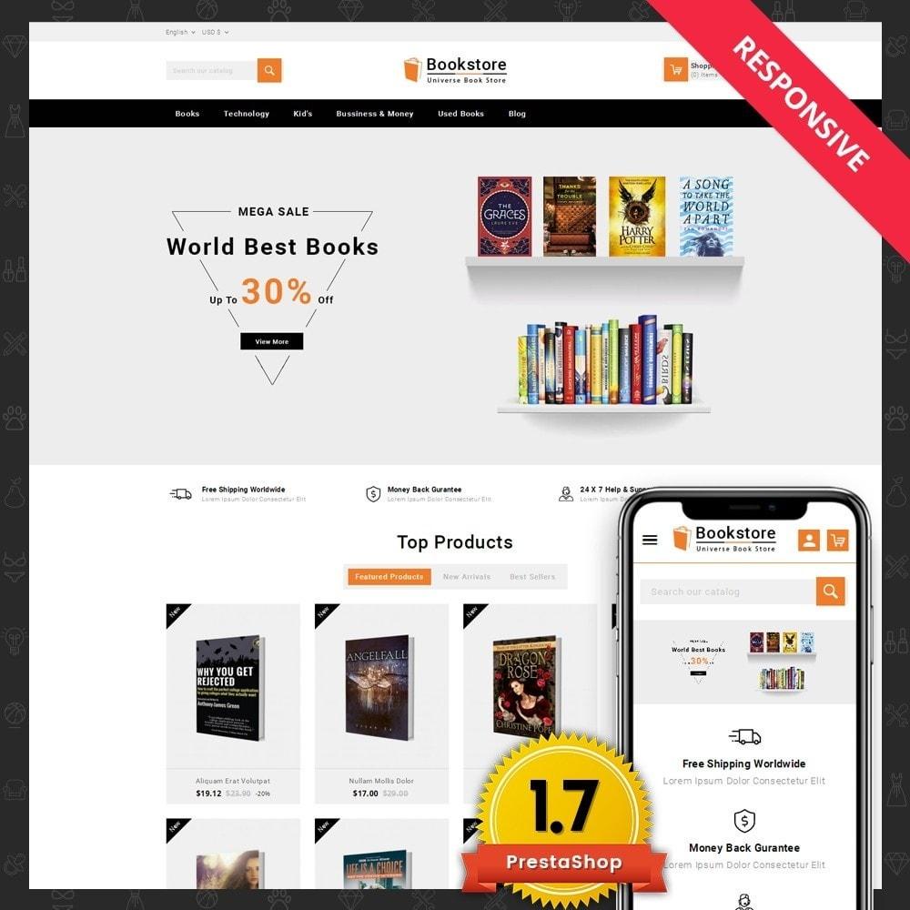 theme - Arte y Cultura - Universe Books Store - 1