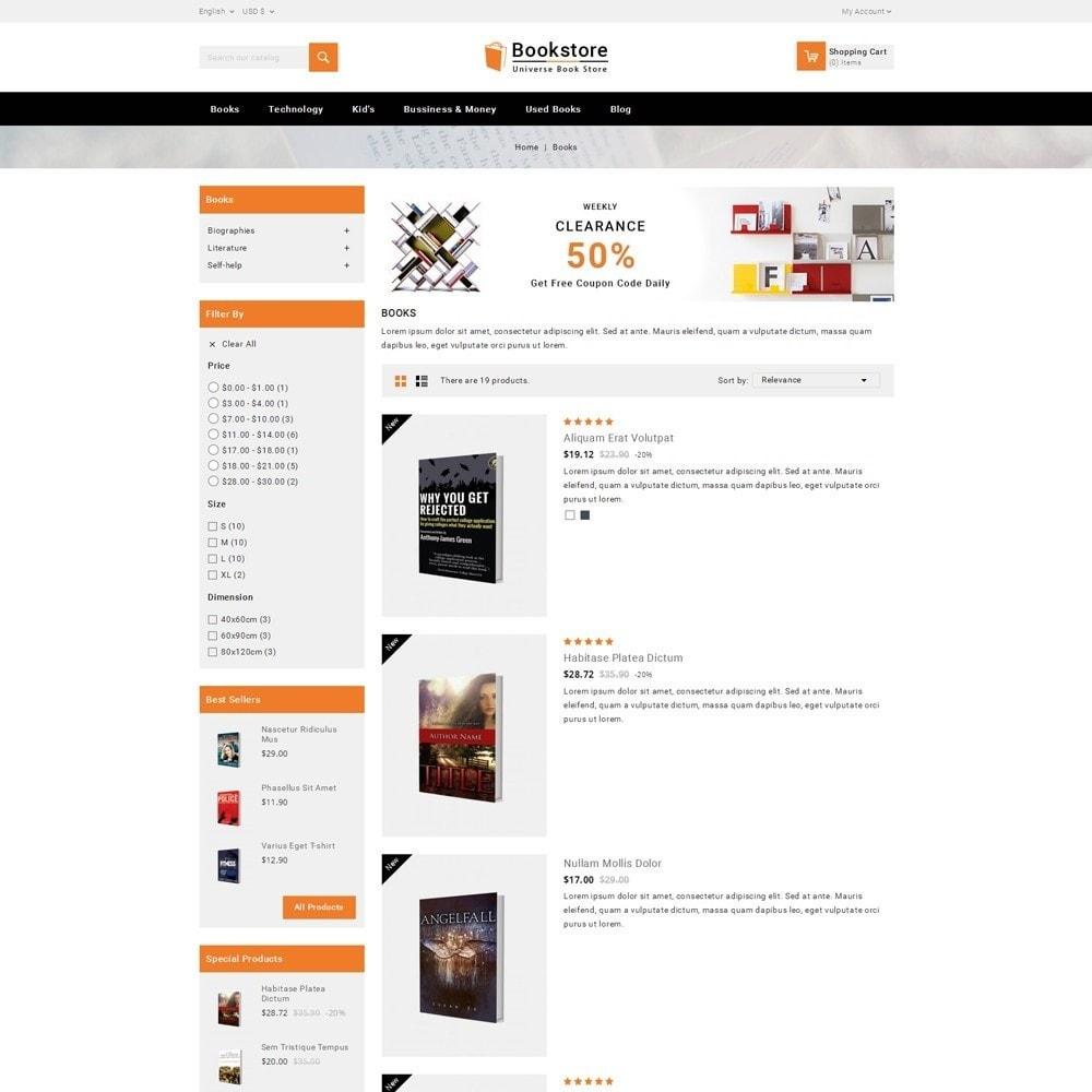 theme - Art & Culture - Universe Books Store - 4