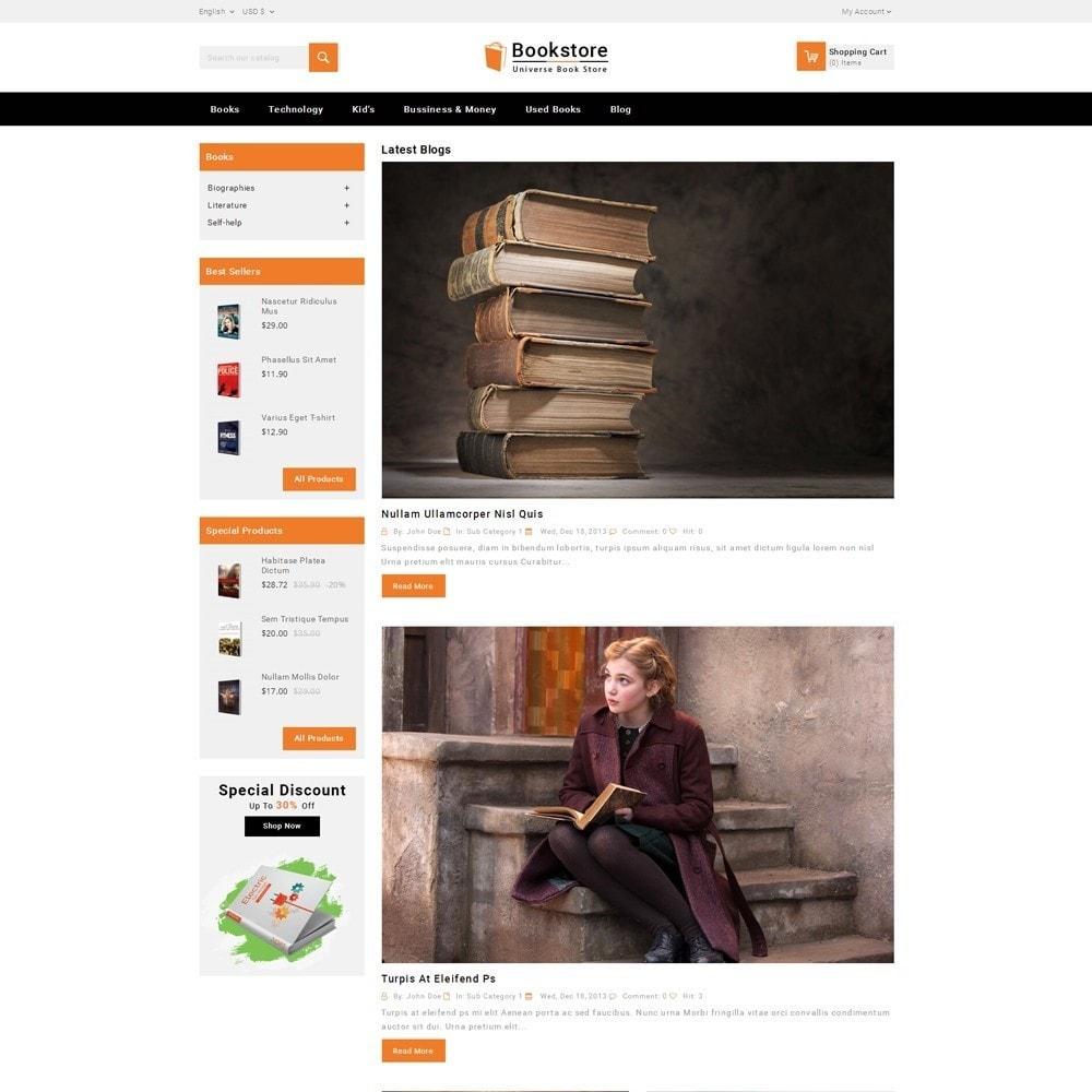 theme - Art & Culture - Universe Books Store - 6