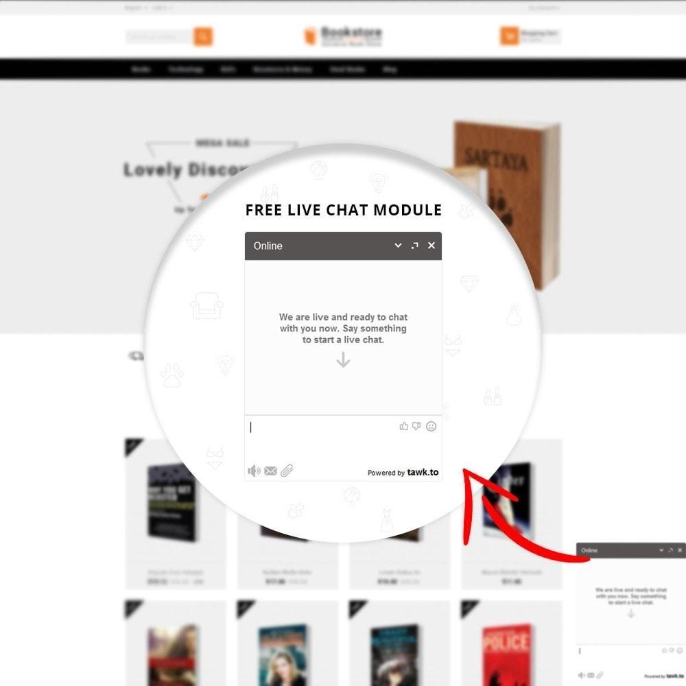 theme - Arte y Cultura - Universe Books Store - 7