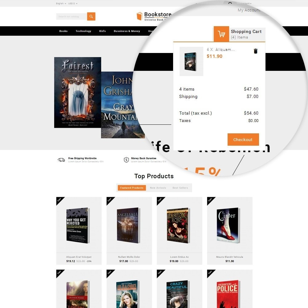 theme - Art & Culture - Universe Books Store - 9