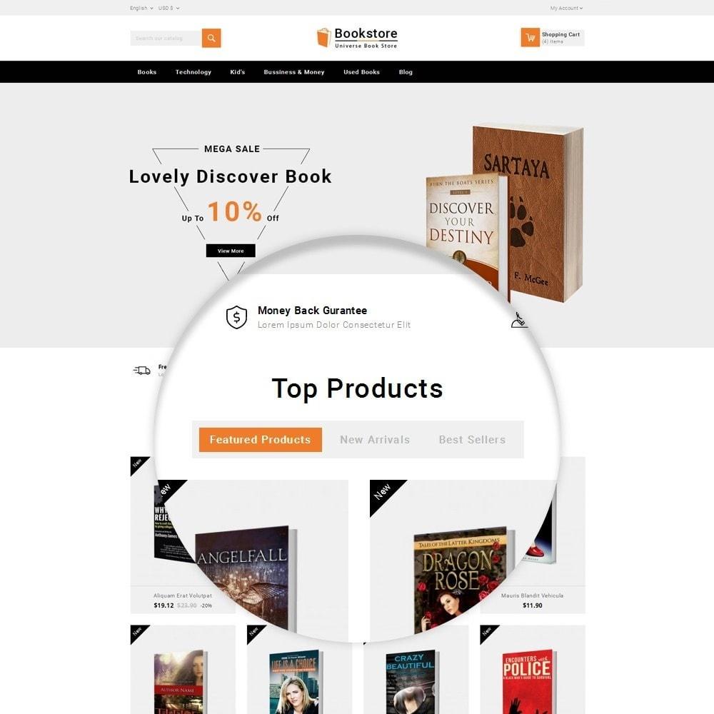 theme - Arte y Cultura - Universe Books Store - 10