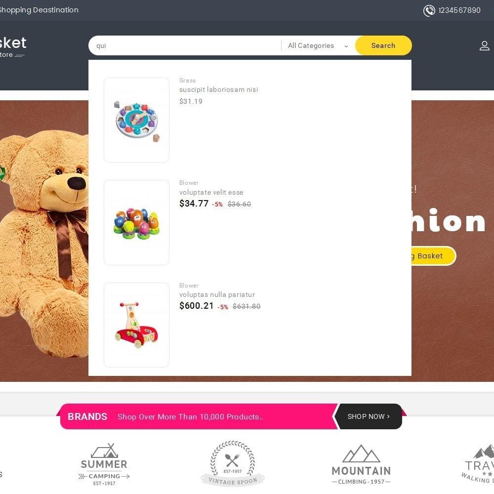 theme - Bambini & Giocattoli - Big Basket Kids Toys - 10