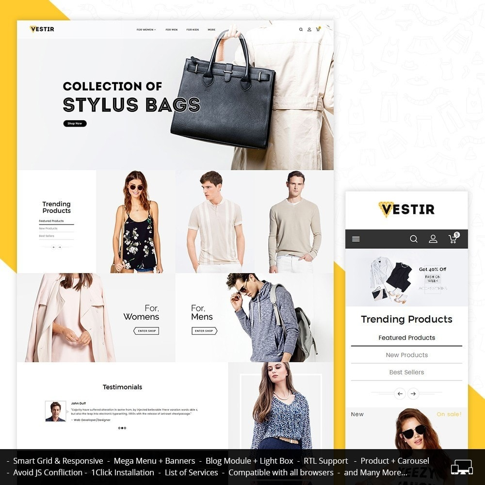 theme - Mode & Schuhe - Vestir Fashion Catalog - 2