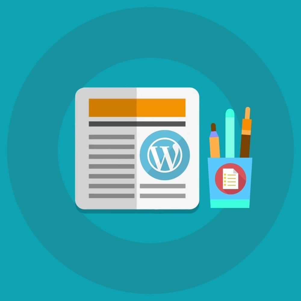 module - Blog, Fórum & Notícias - Knowband - Wordpress Blog Post Manager - 1