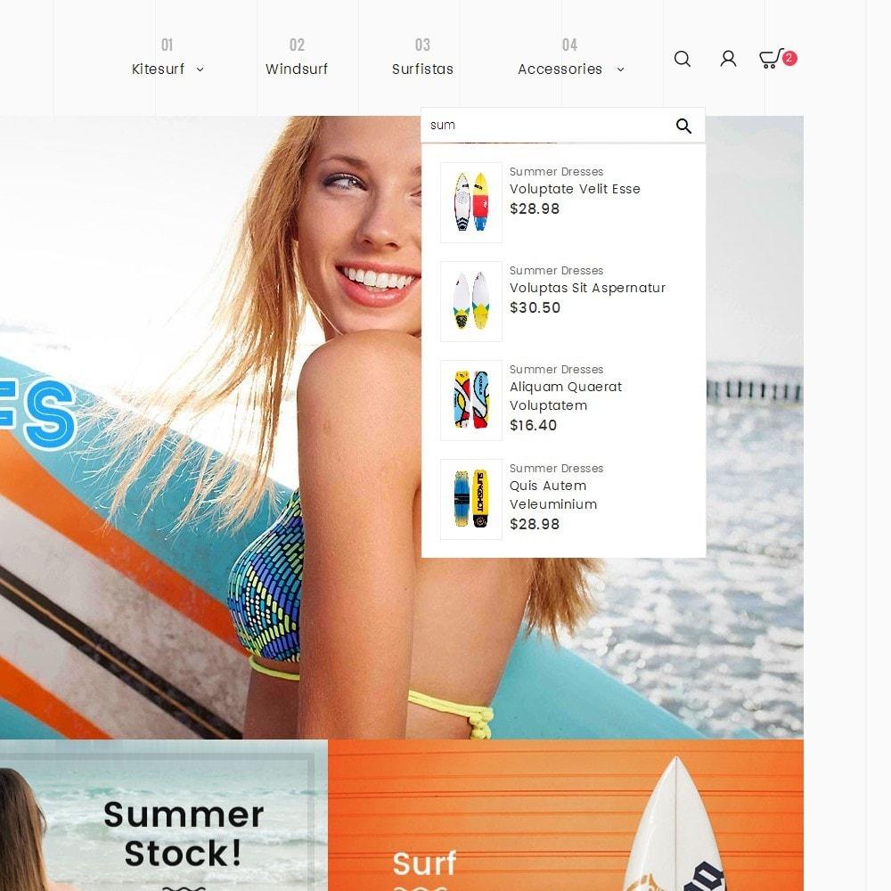theme - Sport, Loisirs & Voyage - Surf Summer Beach - 11