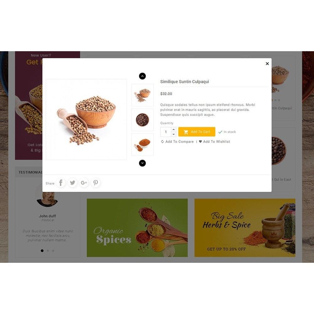 theme - Cibo & Ristorazione - Spices Mega Store - 9