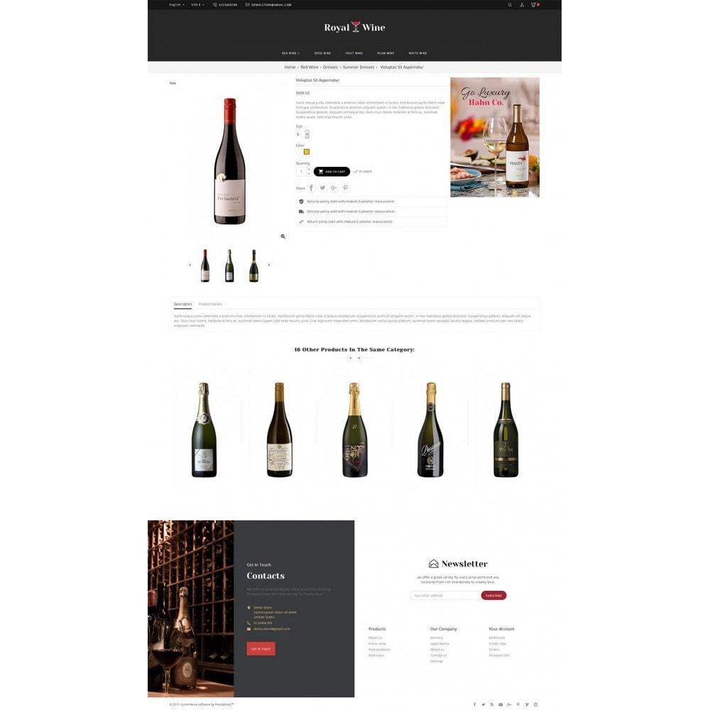 theme - Bebidas y Tabaco - Royal Wine - 6
