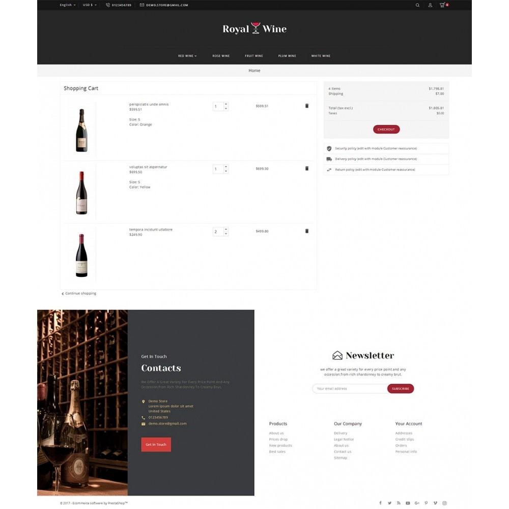 theme - Drink & Wine - Royal Wine - 7