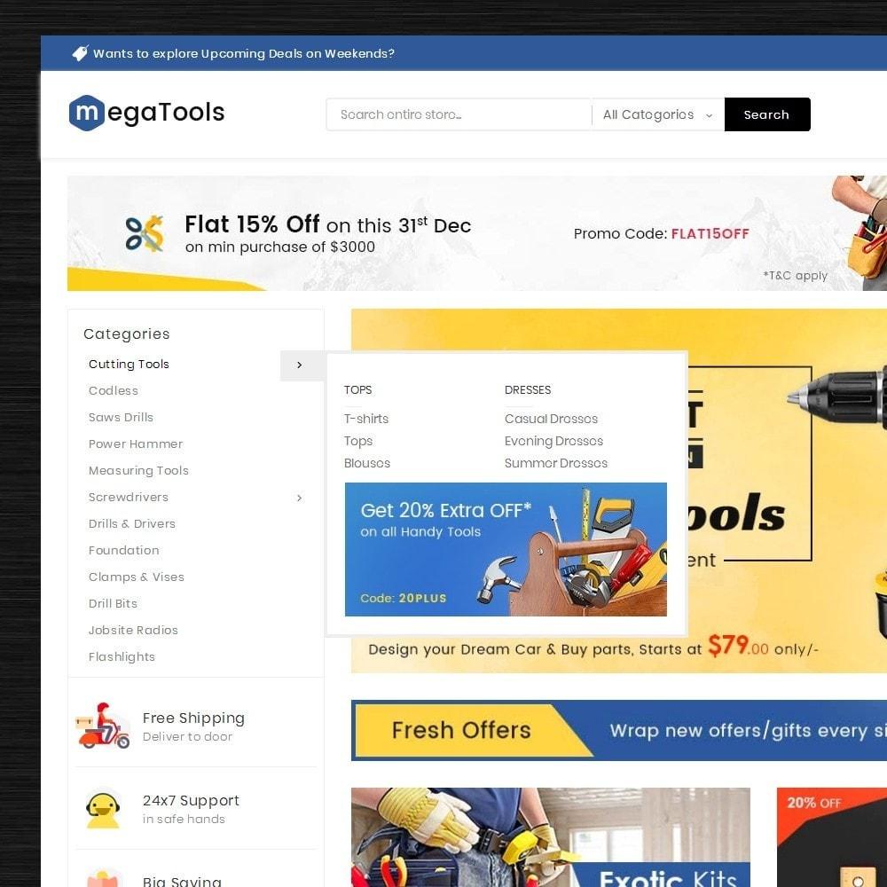 theme - Elektronik & High Tech - Mega Tools Store - 10
