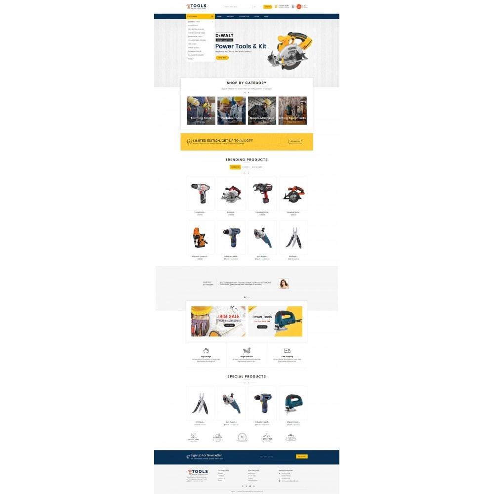 theme - Electrónica e High Tech - Mega Tools Store - 3