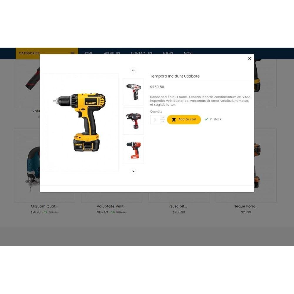 theme - Electrónica e High Tech - Mega Tools Store - 8