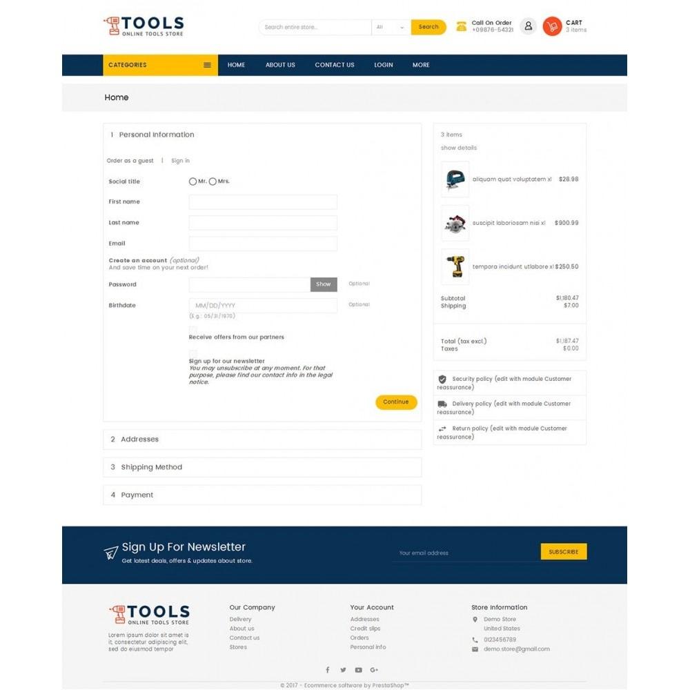 theme - Electrónica e High Tech - Mega Tools Store - 9