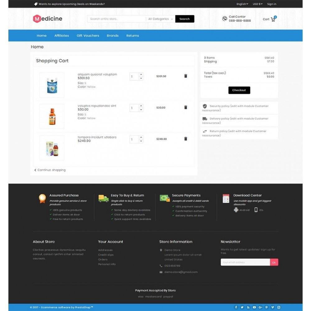 theme - Santé & Beauté - Mega Medicine Store - 7