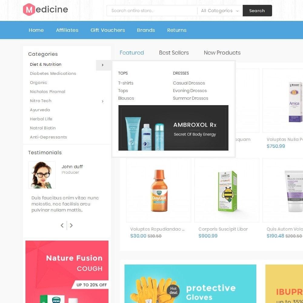 theme - Santé & Beauté - Mega Medicine Store - 10