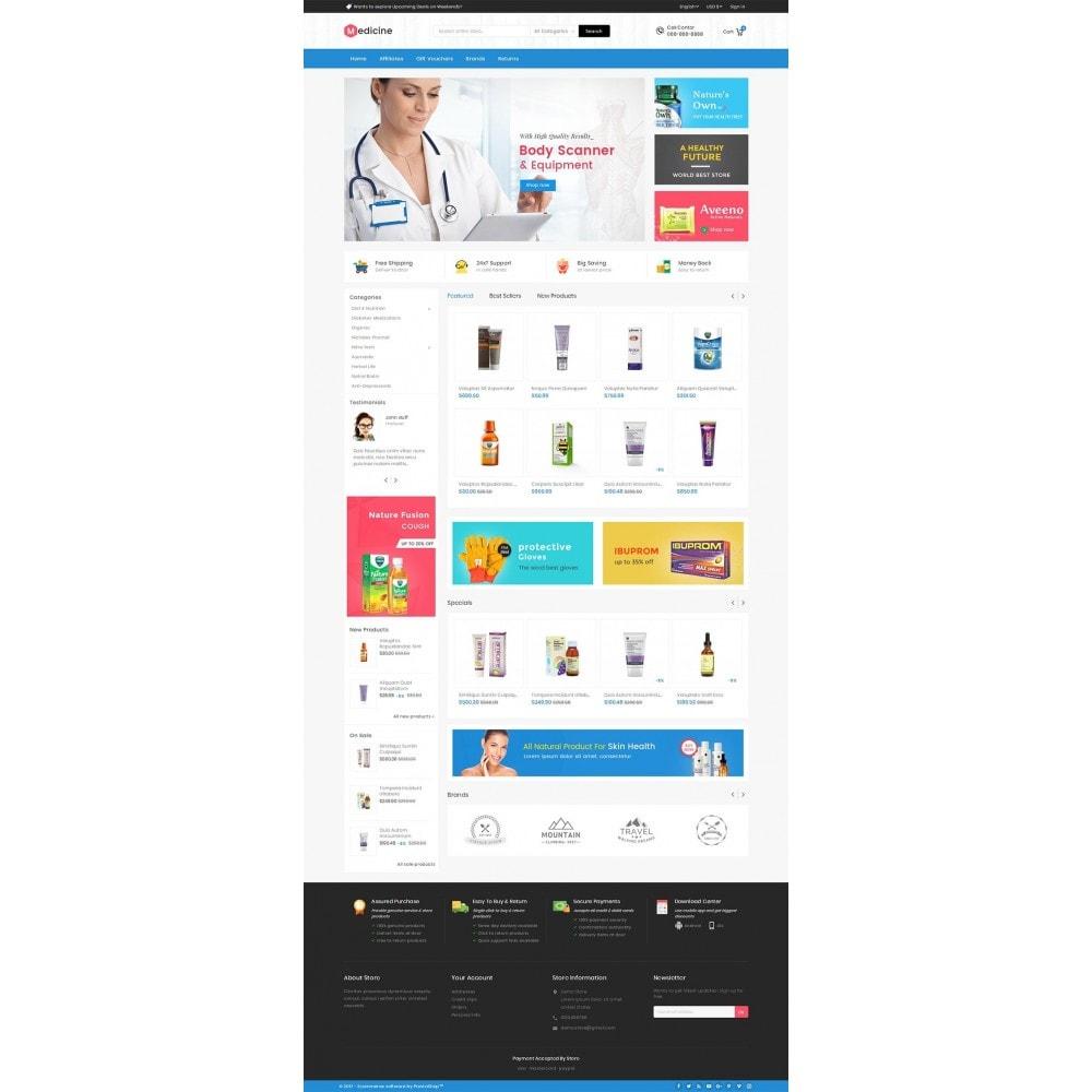 theme - Salud y Belleza - Mega Medicine Store - 3