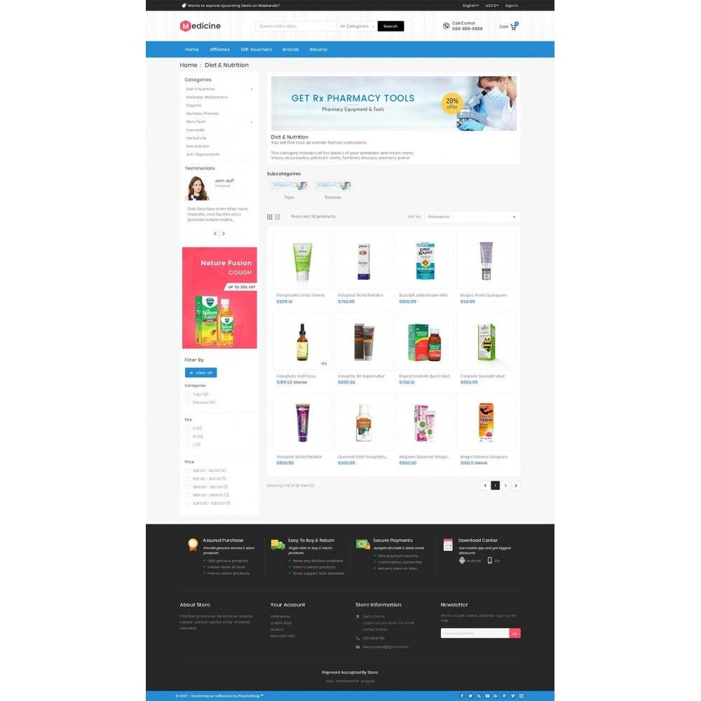 theme - Gesundheit & Schönheit - Mega Medicine Store - 4