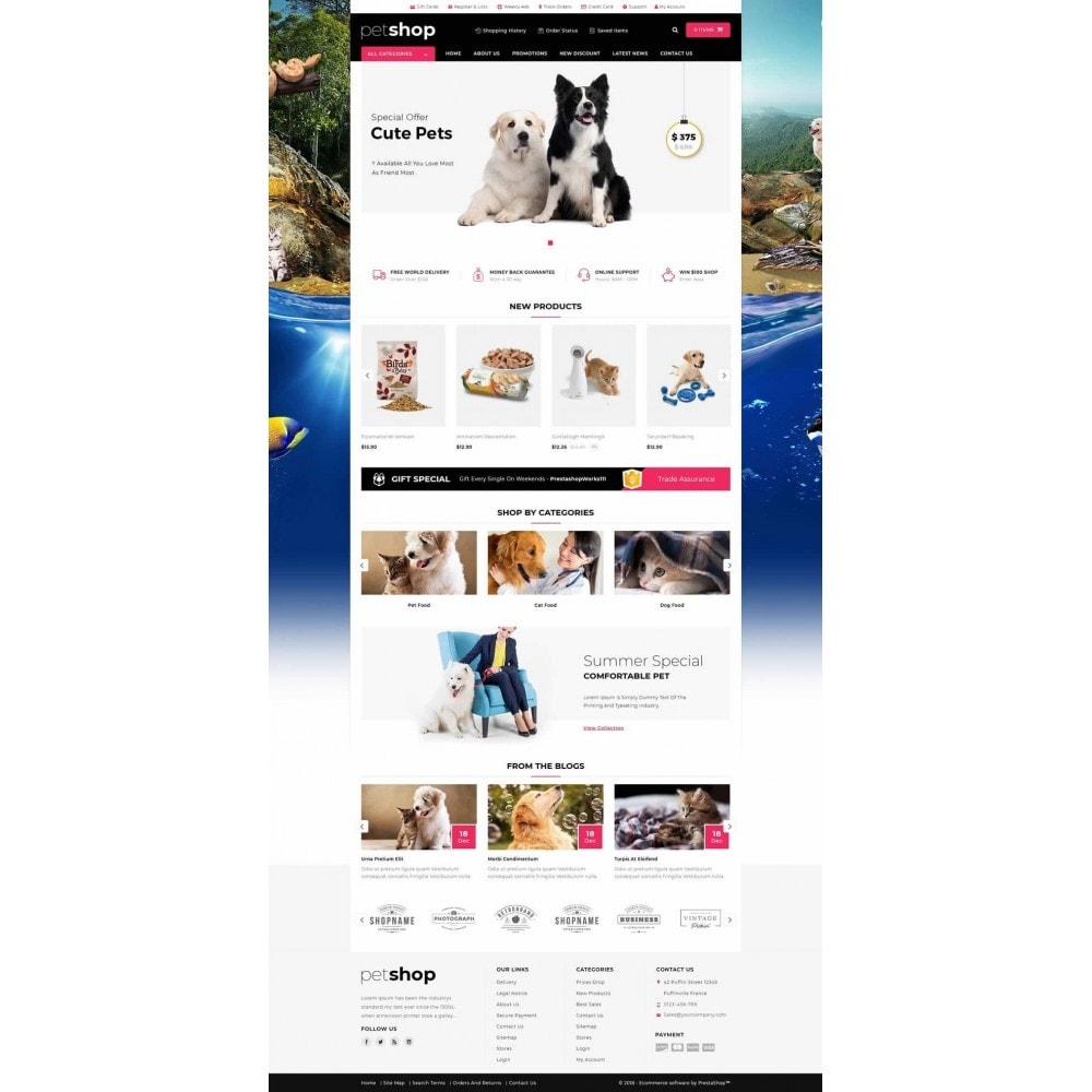 theme - Zwierzęta - Pet Online Shop - 2
