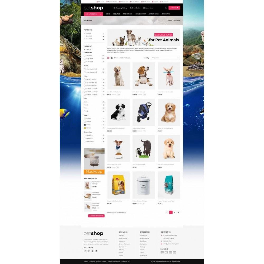 theme - Zwierzęta - Pet Online Shop - 3