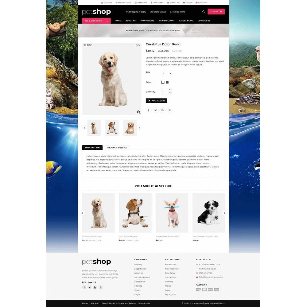 theme - Animals & Pets - Pet Online Shop - 4