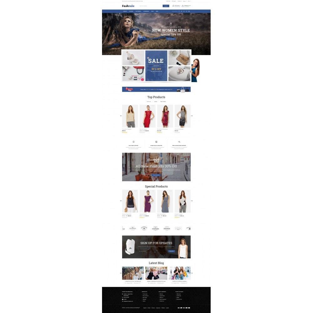 theme - Moda & Calçados - Fashtale - Apparel Store - 2