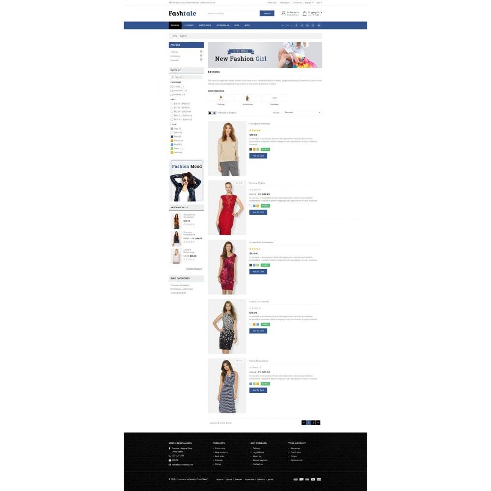 theme - Moda & Calçados - Fashtale - Apparel Store - 4