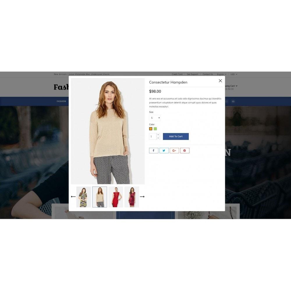 theme - Moda & Calçados - Fashtale - Apparel Store - 7