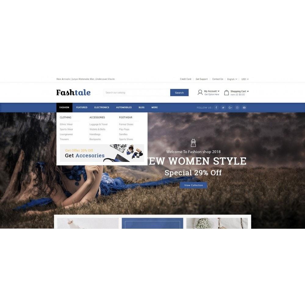 theme - Moda & Calçados - Fashtale - Apparel Store - 8