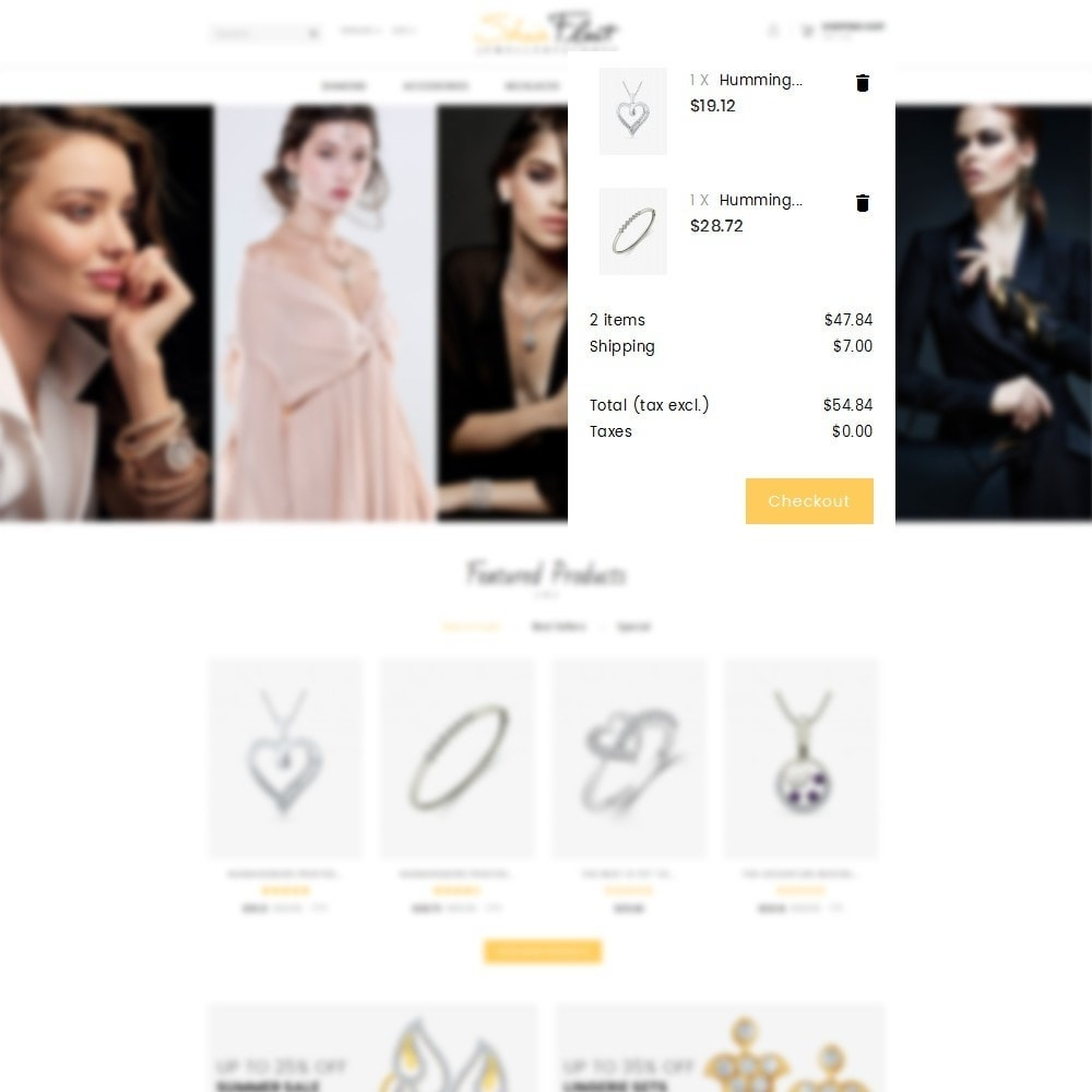 theme - Sieraden & Accessoires - Jewelry Store - 8