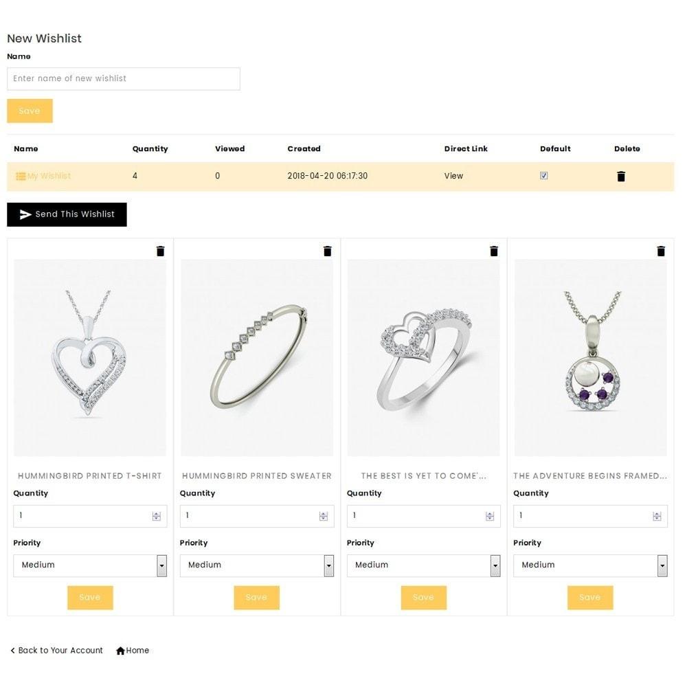 theme - Sieraden & Accessoires - Jewelry Store - 10
