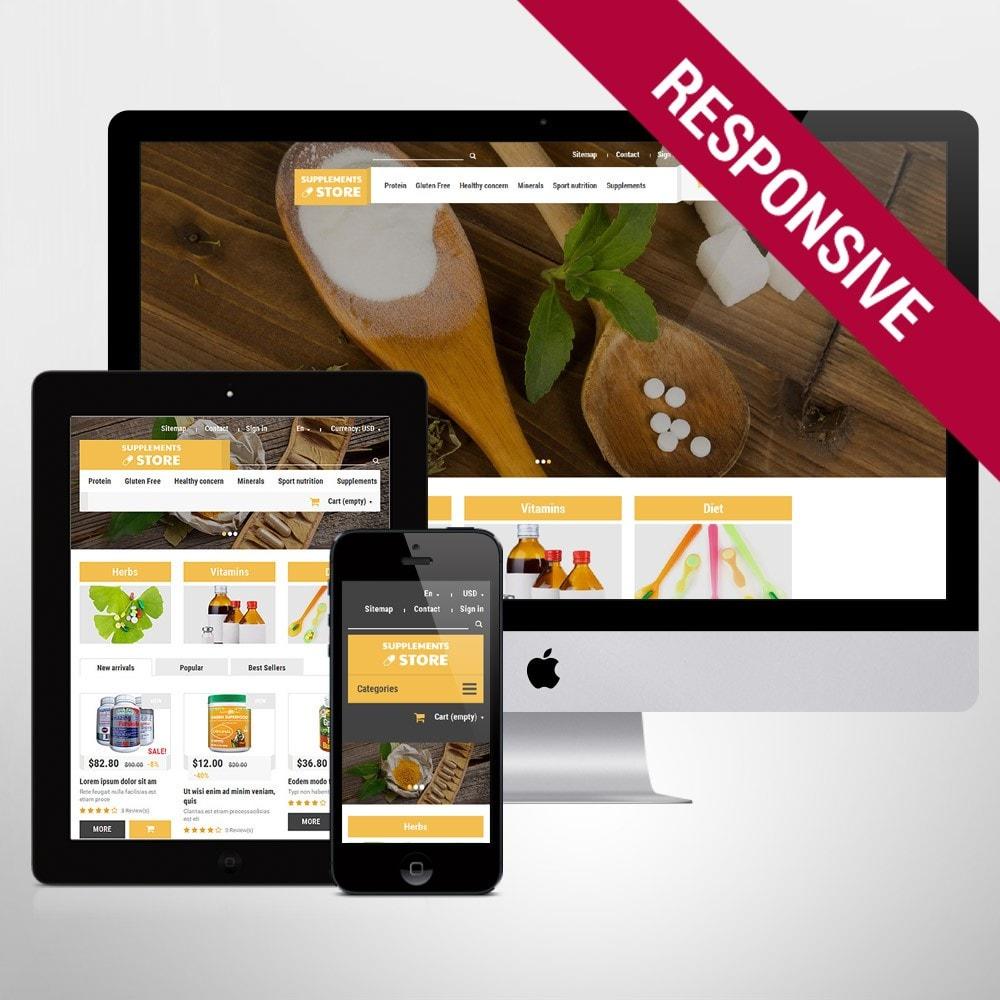 theme - Zdrowie & Uroda - NutritionSupplements - 1