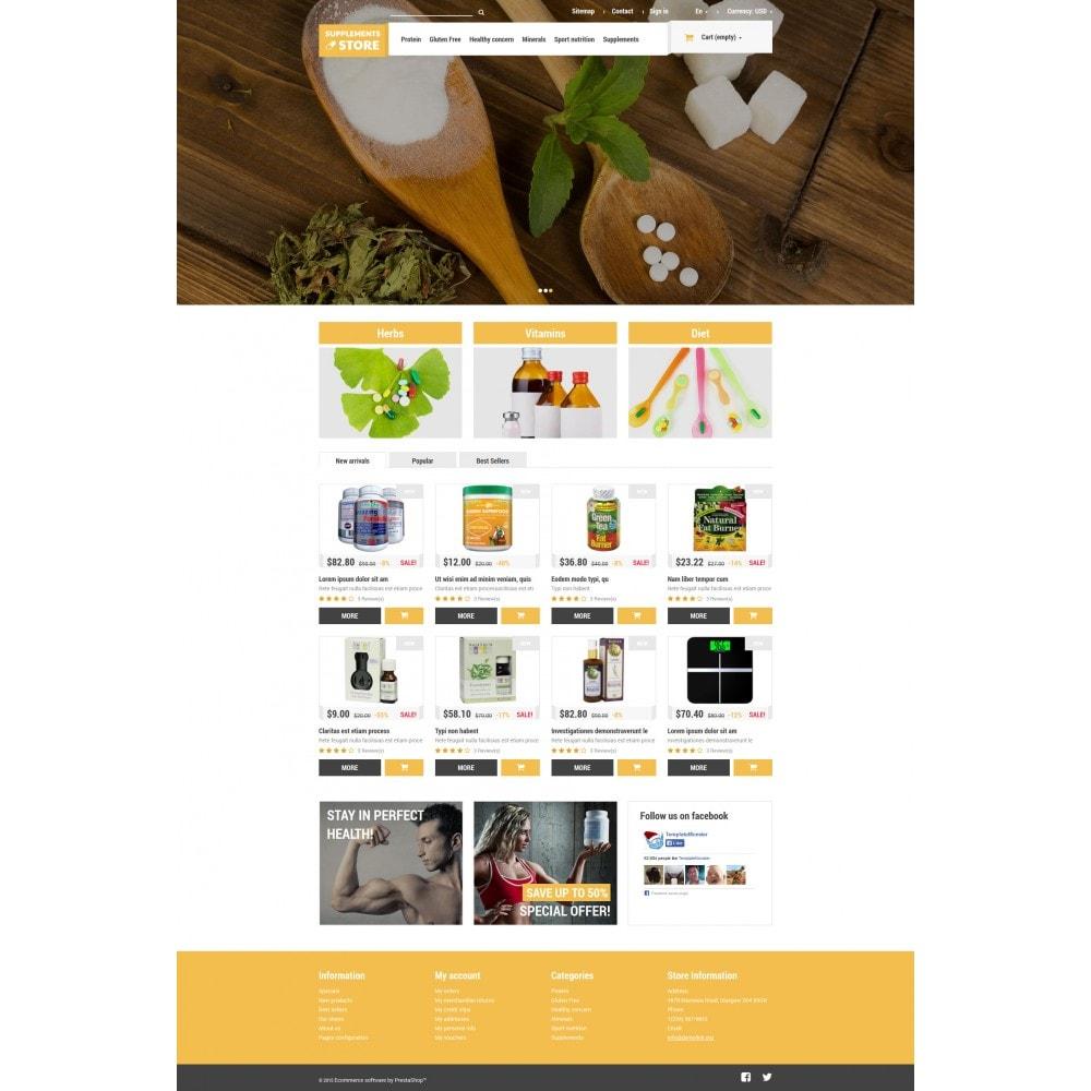theme - Zdrowie & Uroda - NutritionSupplements - 4