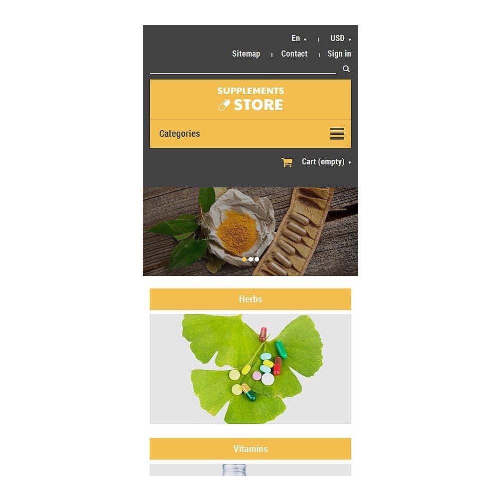 theme - Zdrowie & Uroda - NutritionSupplements - 8
