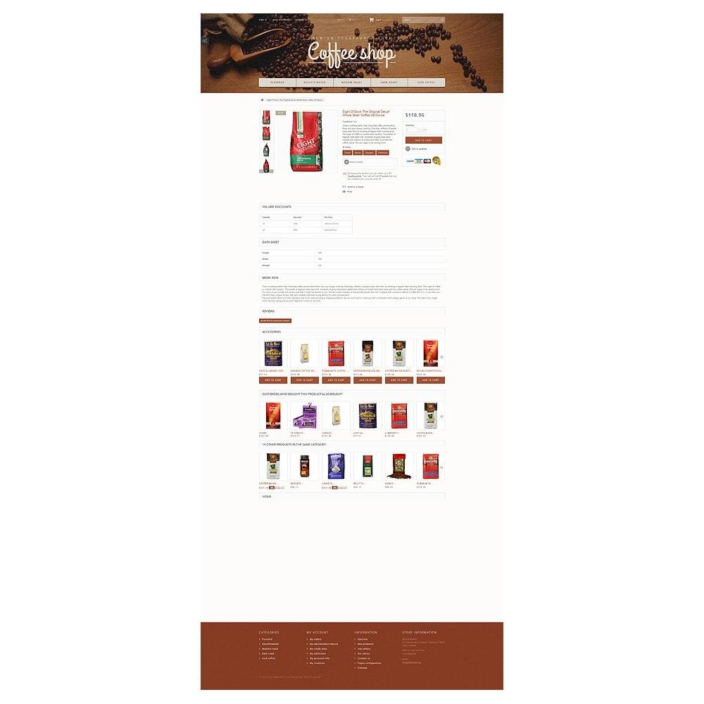 theme - Eten & Restaurant - Coffee Aroma - 6