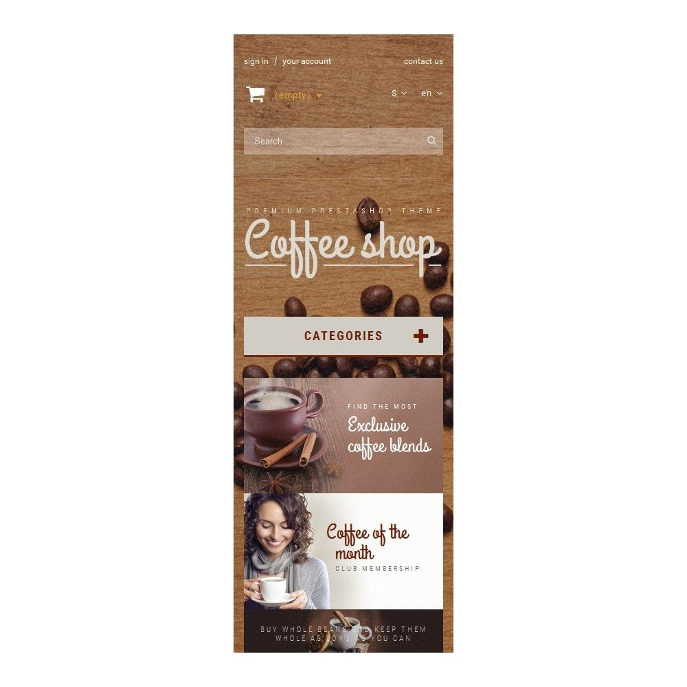 theme - Alimentos & Restaurantes - Coffee Aroma - 9