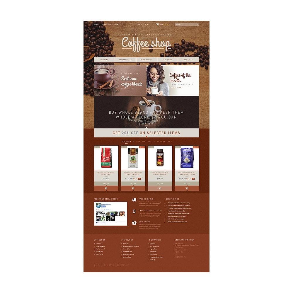 theme - Alimentos & Restaurantes - Coffee Aroma - 10
