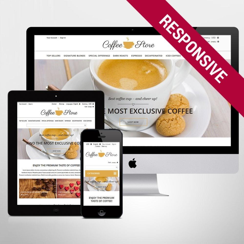 theme - Eten & Restaurant - Coffee Shop - 1